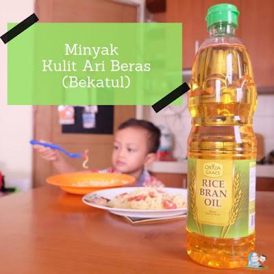 manfaat minyak bekatul