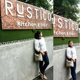 Rustico pizza kitchen and bar