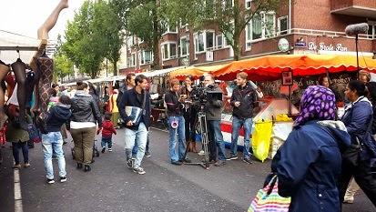dappermarkt zondag open