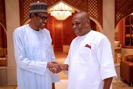 Buhari discuss