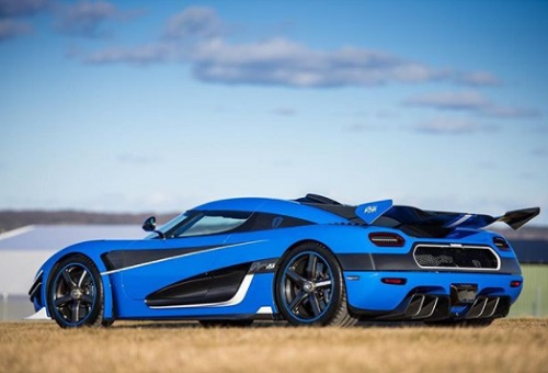 Design Koenigsegg Agera RS Review and spec