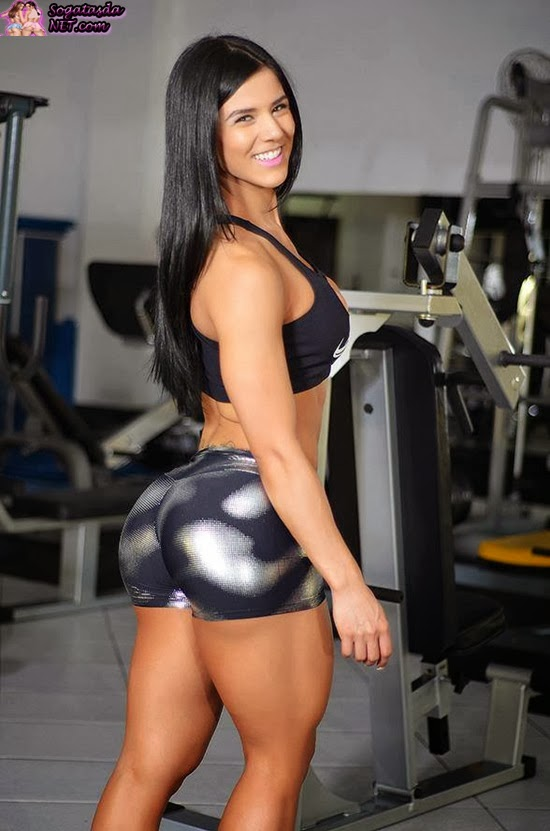 A Musa do Fitness Eva Andressa - Foto 2