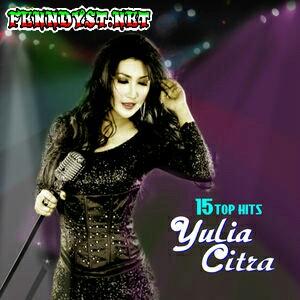 Yulia Citra - 15 Top Hits (2014) Album cover