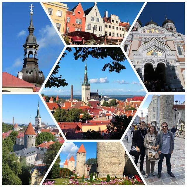 Tallin - Estónia