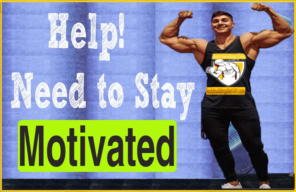 Help! I Need to Stay Motivated