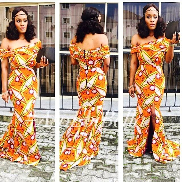 Beautiful Ankara Long Gown Style - DeZango Fashion Zone