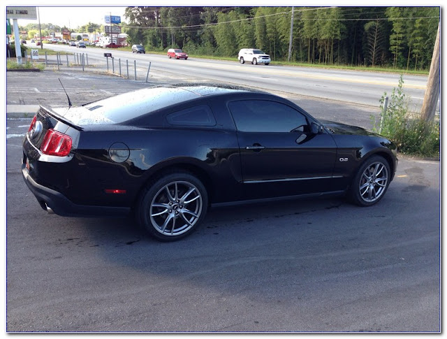 Mustang WINDOW TINT Cost Near Me
