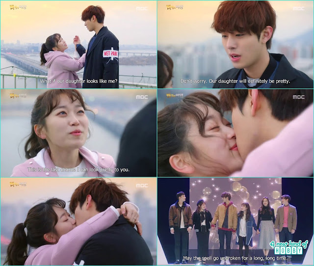 nan hee kiss se gun and throw the magical ring - Queen of the Ring: Episode 3 Review (Three Color Fantasy)