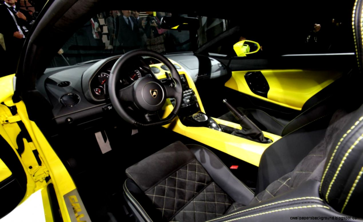 2015 Lamborghini Gallardo Interior Wallpapers Plain