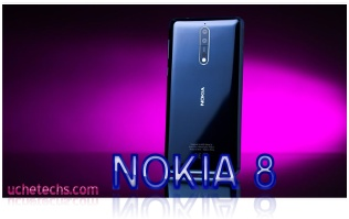 Hot: Nokia 8 Specifications And Price