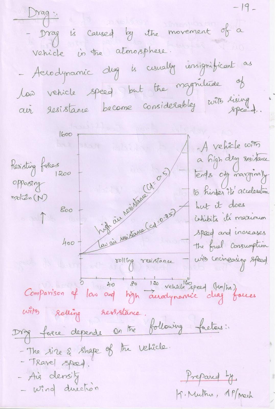 Mechanical Engineering Notes Pdf