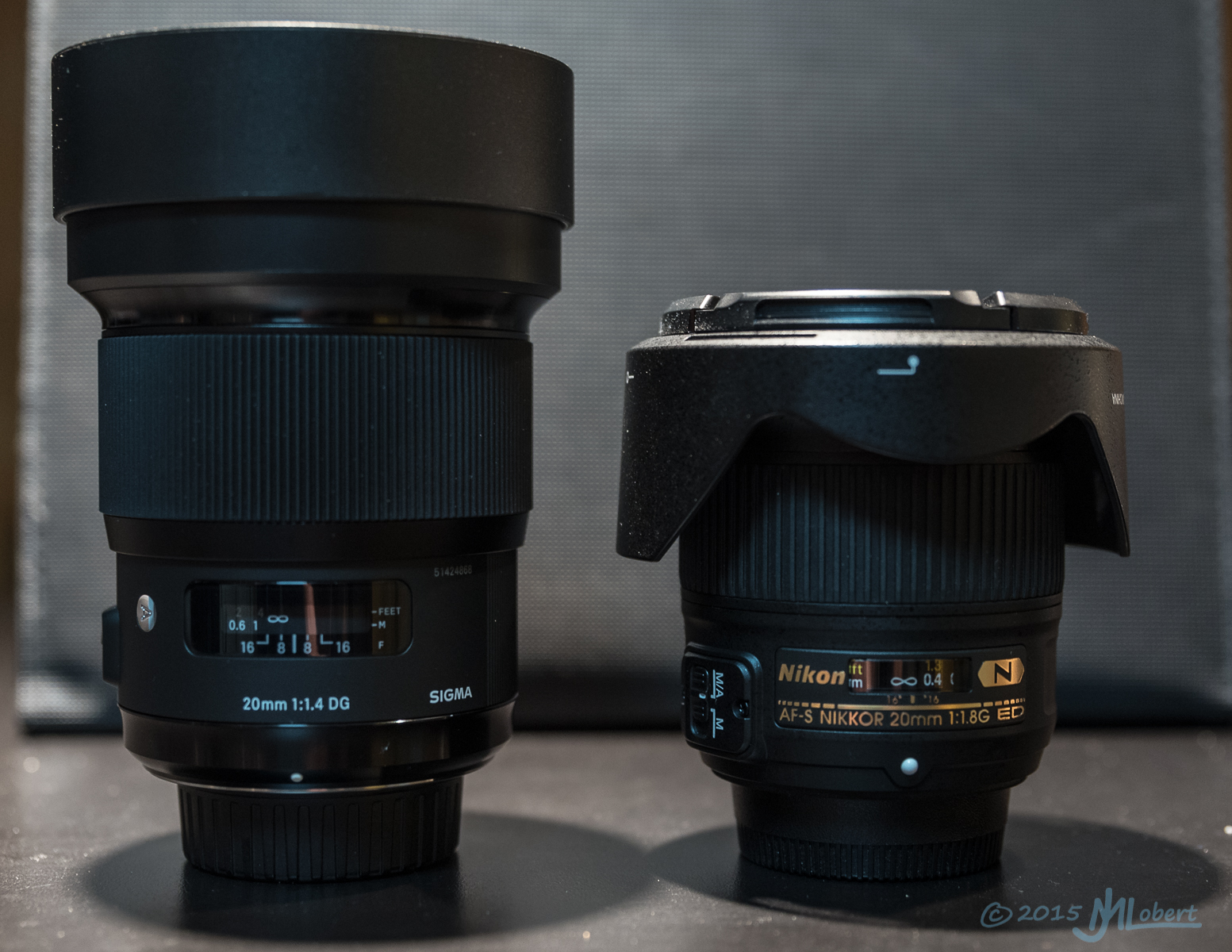 Sigma 20mm F 14 Review Compared To Nikon 18 Jm Lobert For Canon 50mm Dg Hsm Art The From Here On Called S14 Is A Very Beefy Lens Especially N18 In Fact It Much Closer Size And