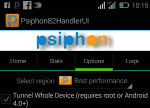 psiphon update android