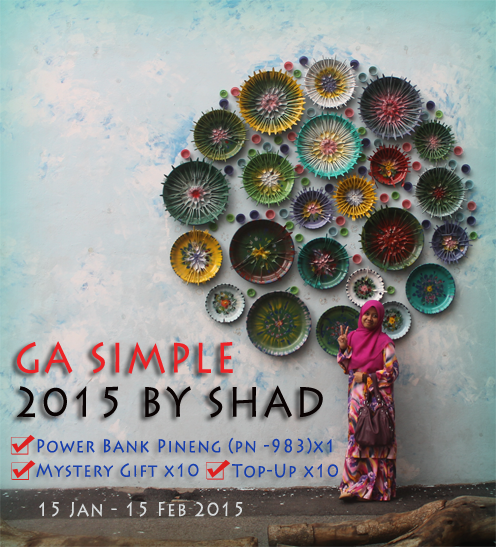 GA Simple 2015 by Shad