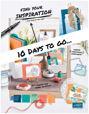 Get your new Stampin' Up! UK Catalogue Here