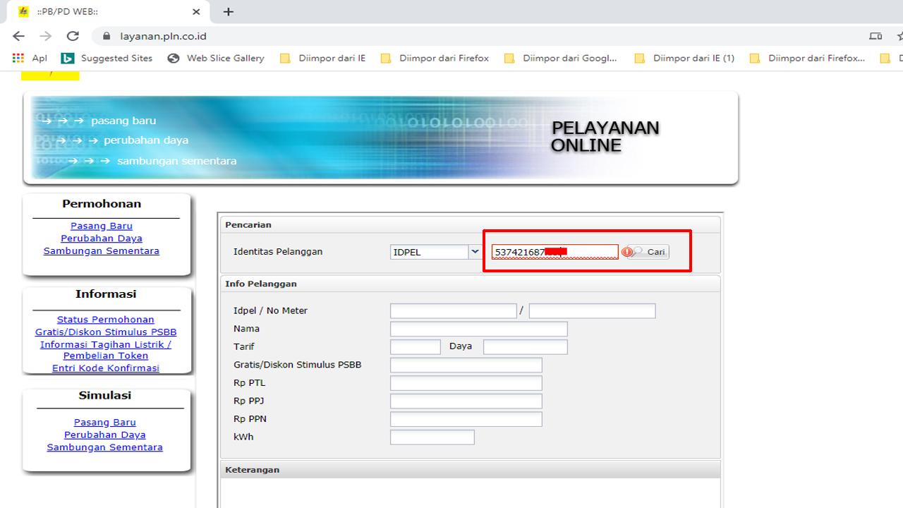 Klaim Token Listrik  Gratis Via Portal Resmi Layanan PLN