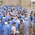 Inilah foto suasana penjara di Arab saudi pada saat lebaran Idul fitri