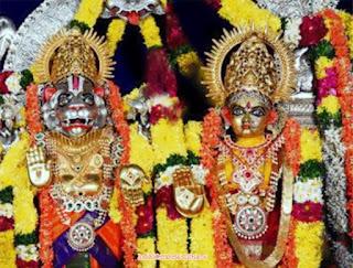 Yadagirigutta Sri Lakshmi Narasimha Swamy