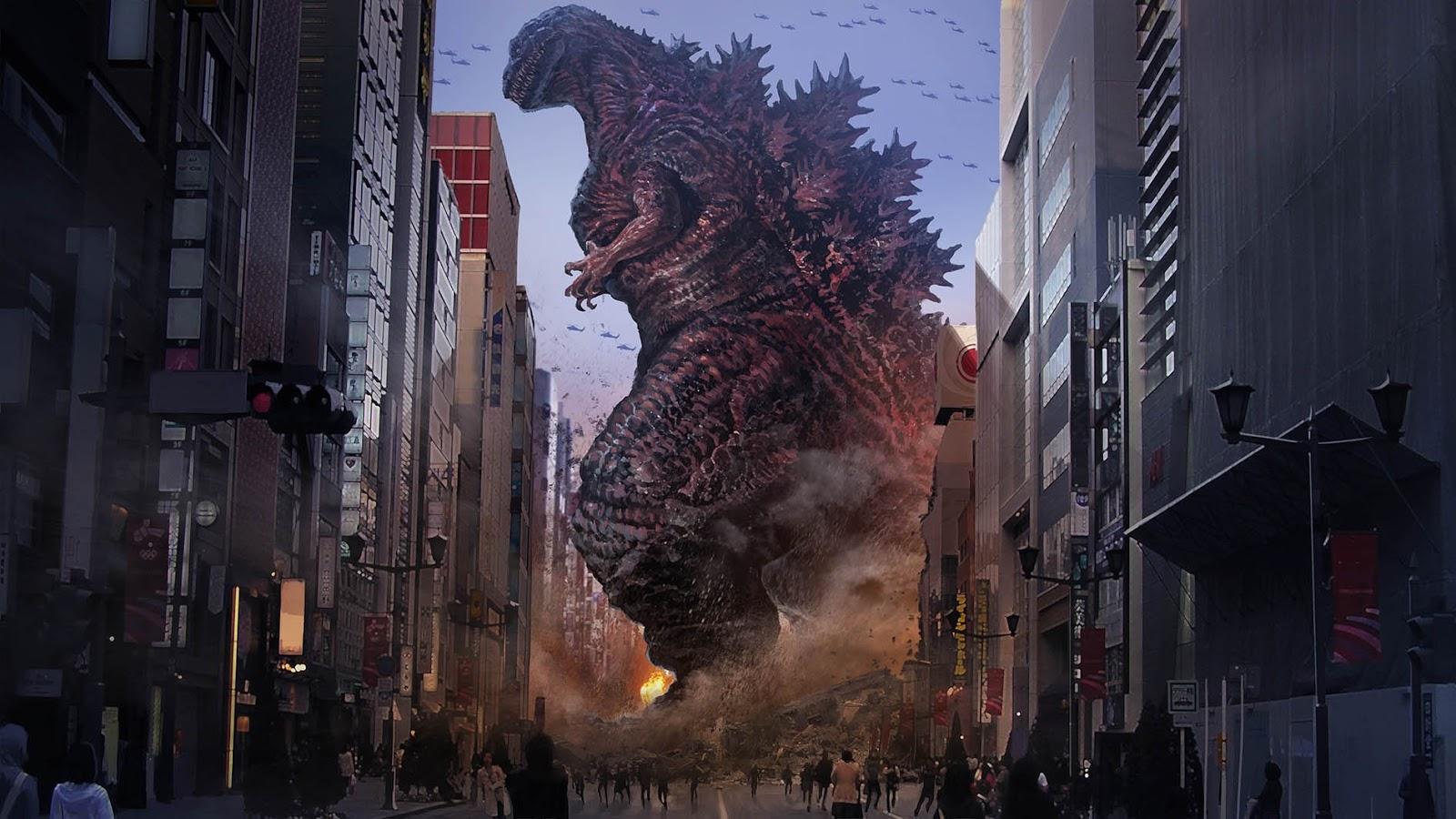 Godzilla, Cara Jepang Memperingatkan Manusia Perusak Lingkungan