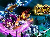 Heroes War: God of Era Mod Apk 1.0.22 (All Currency)