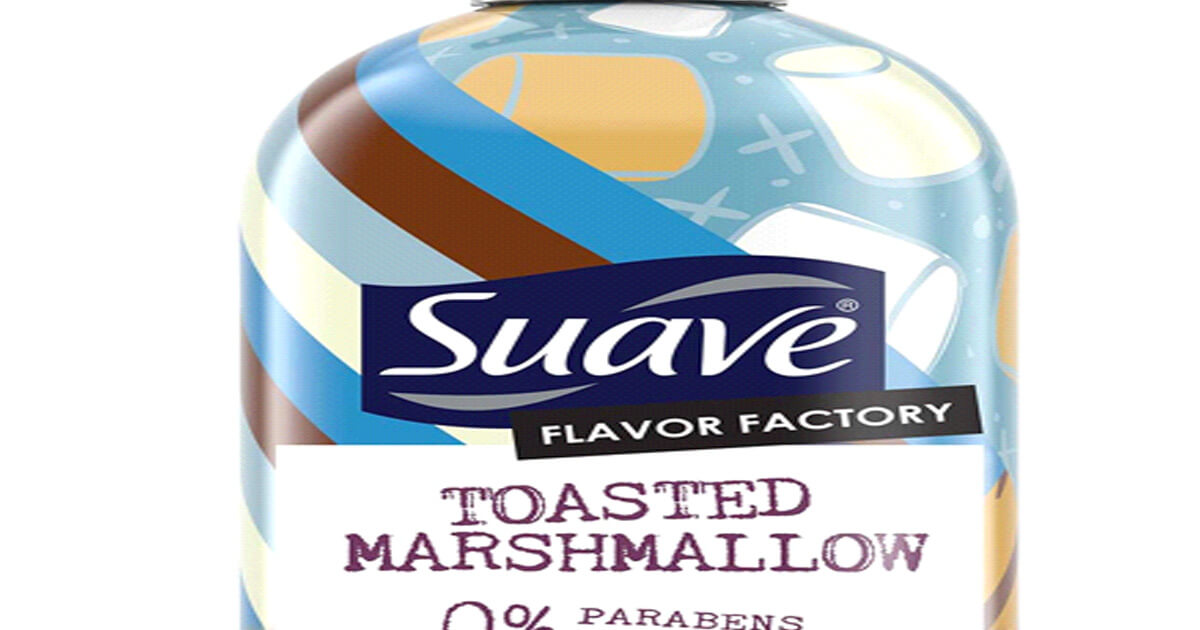 FREE Suave Flavor Factory Hair Care & Bath Products