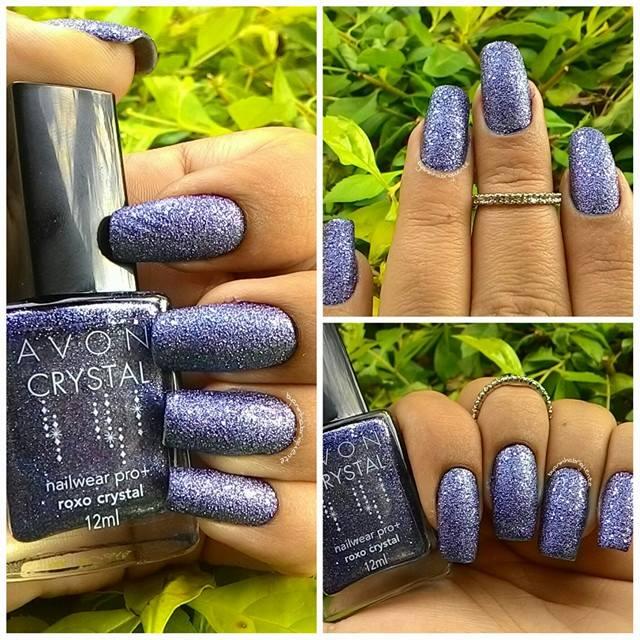 Esmalte Avon Crystal