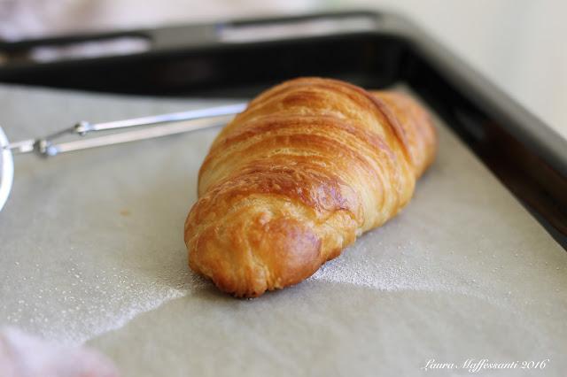 croissant ricetta Giorilli