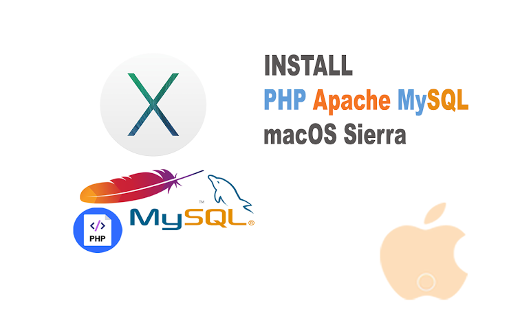 Cara Install Apache, PHP dan MySQL di macOS Sierra tanpa XAMPP, MAMP atau WAMP