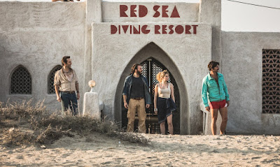 Red Sea Diving Resort Cast Image 2