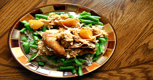 Crock Pot Pineapple Chicken Recipe