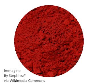 Rosso vermiglione