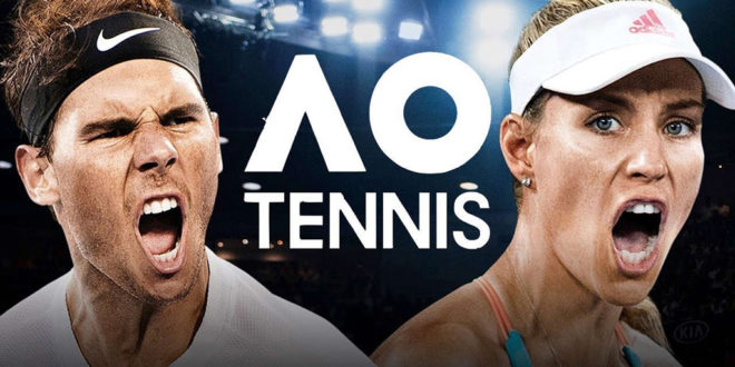 AO International Tennis Image