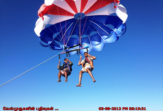 Lake Tahoe Parasailing Operations