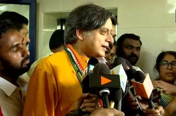 Government has no place in bedroom; ruling party hates LGBT: Tharoor, Thiruvananthapuram, News, Politics, Trending, Criticism, BJP, Parliament, Supreme Court of India, National