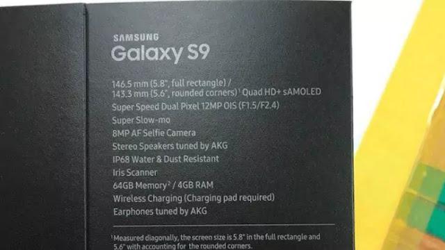 samsung-galaxy-s9-review-price-specifications-features-Leaked