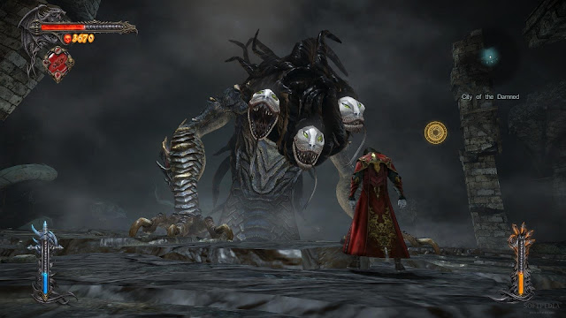 Castlevania: Lords of Shadow 2 - Xbox 360 - Multi5 - Captura 2