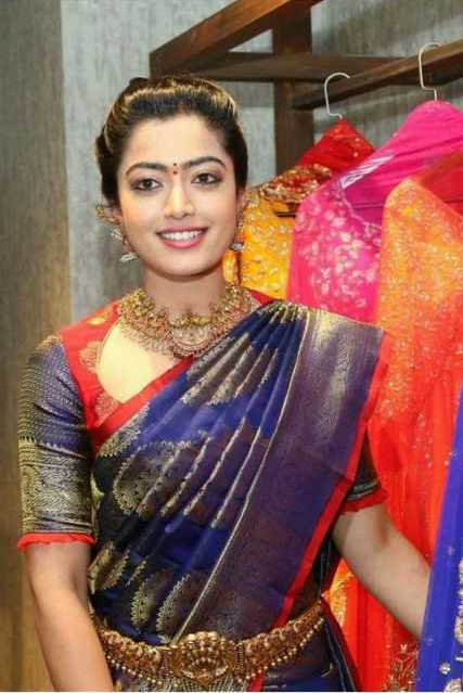 Latest Rashmika Mandanna Images HD