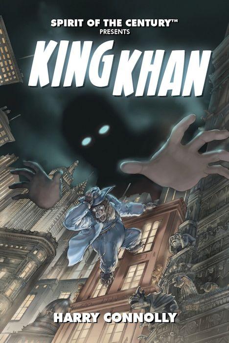 Covers Revealed - Khan of Mars and King Khan - February 3, 2013