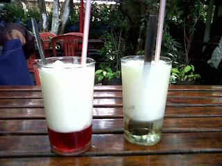 Yoghurt Cisangkuy, Kuliner Malam Bandung