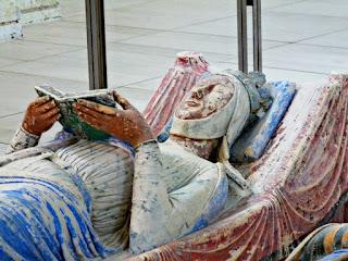 Tumba de Leonor de Aquitania