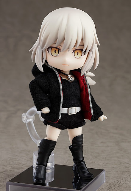 "Nendoroid Doll Saber/Altria Pendragon (Alter) Shinjuku Ver. de ""Fate/Grand Order"" - Good Smile Company"