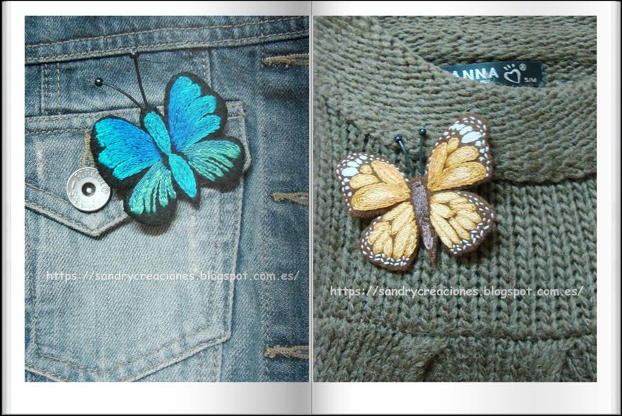Foto de portada con los broches mariposa