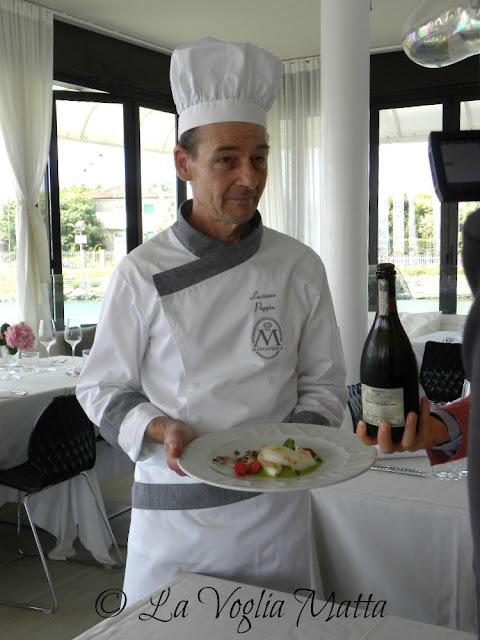 """Terrazza Mare Marcandole ricetta per """"Gusto"""" Canale 5"""