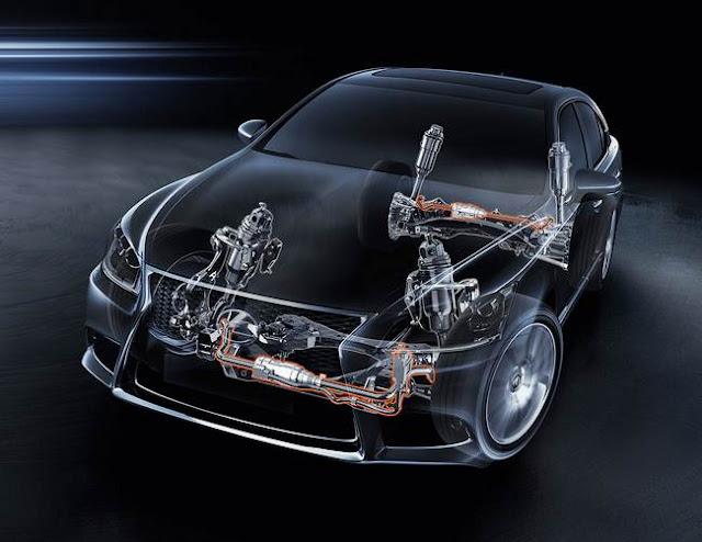 2017 Lexus LS 460 AWD Review