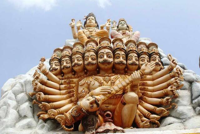 రావణుడికి పది తలలు ఎలా వచ్చాయి? | Ravana Brahma | Lord Ravana | Ravanasura | Lankeswara | Lankanath | Lankadeesh | Lankapathi | Srilanka | Lord Shiva | Lord Siva | Mohanpublications | Granthanidhi | Bhakthipustakalu | Bhakthi Pustakalu | Bhaktipustakalu | Bhakti Pustakalu | BhakthiBooks | MohanBooks | Bhakthi | Bhakti