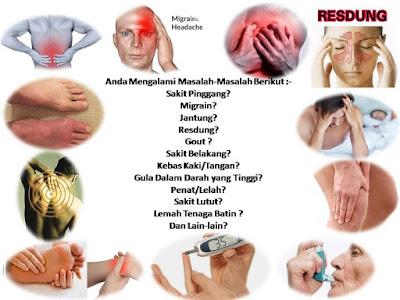 Sakit Sendi dan Kebas Kaki Tangan