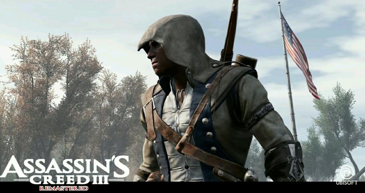 Erudipedia: Assassin's Creed III Remastered For Nintendo ...
