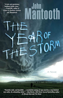 Interview with John Mantooth, author of The Year of the Storm - June 3, 2013