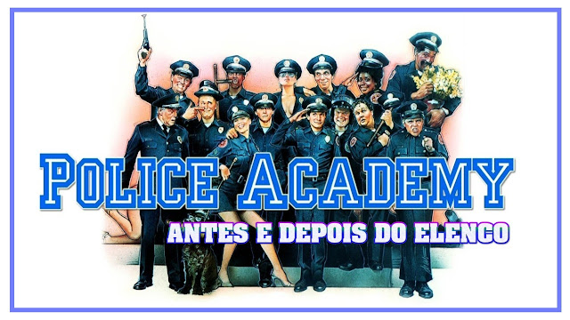 Tem Na Web - LOUCADEMIA DE POLÍCIA: ANTES E DEPOIS DO ELENCO