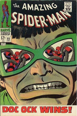 Amazing Spider-Man #55, Doctor Octopus